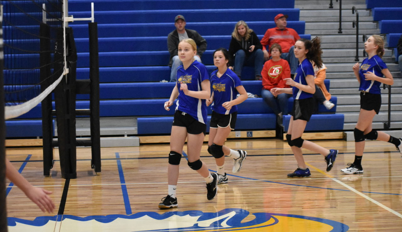 Volleyball Siouxland Christian School